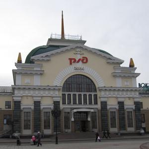 Железнодорожные вокзалы Квитока