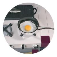 Кафе Островок - иконка «кухня» в Квитоке